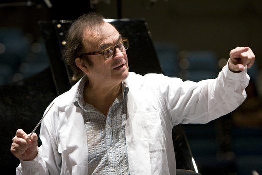 Charles Dutoit, conductor © Sonja Werner Fotografie
