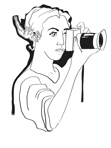 """Photography is a secret about a secret."" (Diane Arbus)"